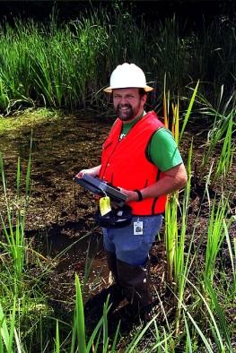 Washington State Biologist Location Portrait