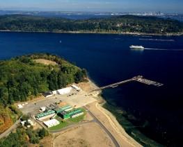 EPA Regional Lab Aerial Photo