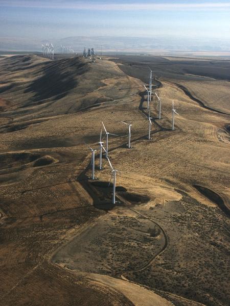 Wind Turbine Farm