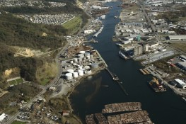 Sound Refining Company, Port of Tacoma, WA