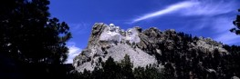 Mt. Rushmore -- Black Hills of South Dakota.