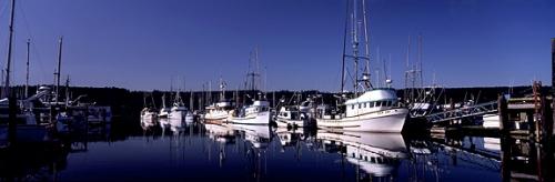 The Poulsbo Marina, Poulsbo, Washington