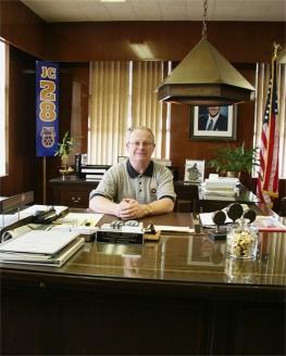 Mr. J. Allen Hobart, Teamsters International V.P