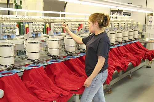 Polar Graphics Embroidery Machinery