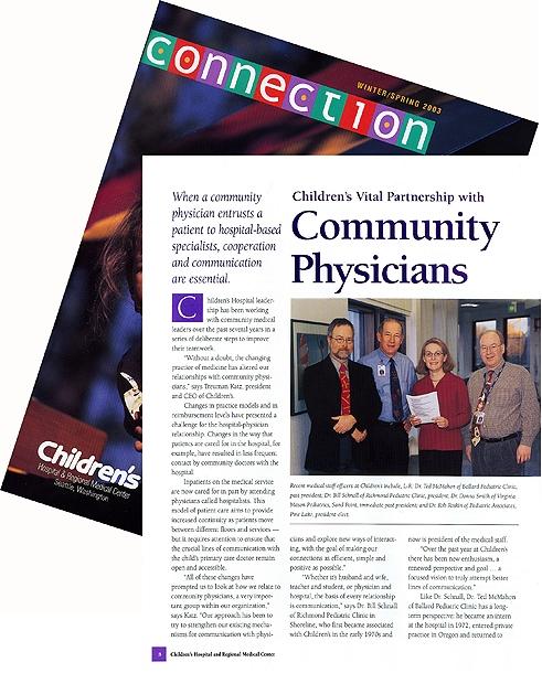 Doctors Editorial Portrait