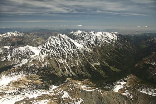 Mt. Stuart & the Enchantment Peaks