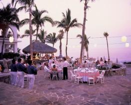 Veranda Dining - Palmilla Hotel, San Jose del Cabo