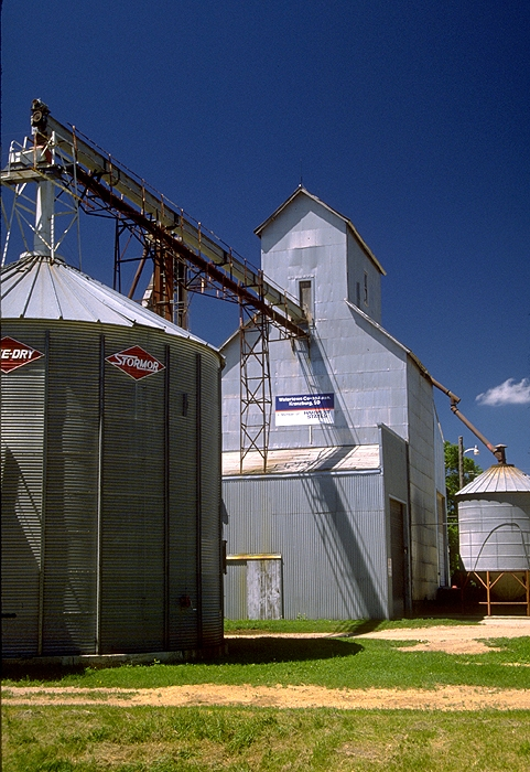 Grain Elevator, Kranzburg, South Dakota
