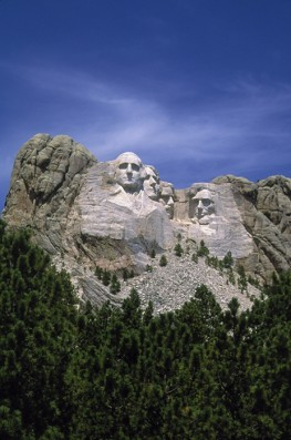 Mt. Rushmore - Black Hills of South Dakota