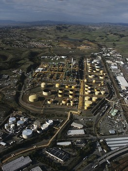 Oil Refinery, Benicia, CA