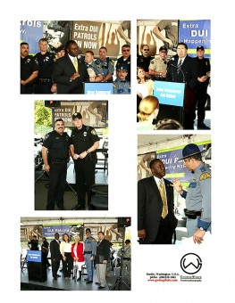 MADD Public Relations Event Photos