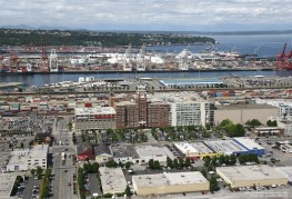 Sodo Center Aerial Photography