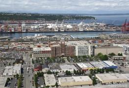 Sodo Center Aerial Photography