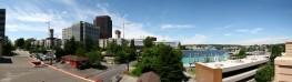 170 Degree Digital Rooftop Panorama of Bellevue, WA
