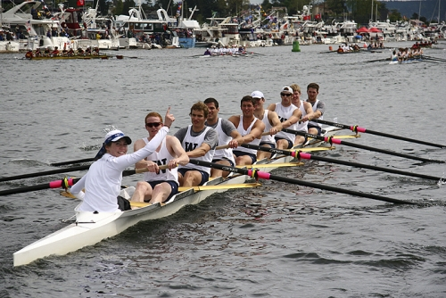2007 UW Crew-Windermere Cup Winners