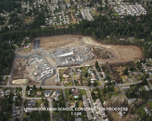 Lynnwood High School