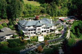 Private Residence -- Somerset Hill, Bellevue WA