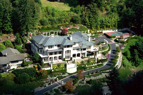 Private Residence — Somerset Hill, Bellevue WA