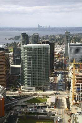 Bellevue City Centre Building