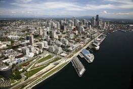 View the Seattle WA Waterfront