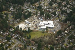 Ardmore Elementary School Construction Progress