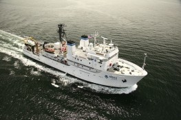 "NOAA Research Vessel ""McArthur II"""