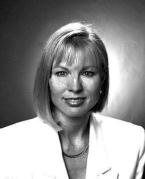 Business Woman PR Portrait