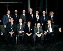 Business Executives Group Portrait