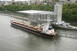 """Grain Ship """"Anastasia K"""""""