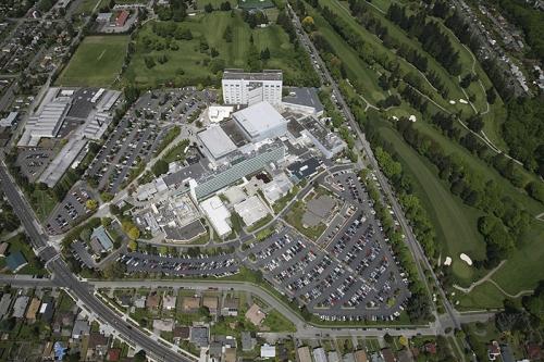 Seattle VA Hospital. Seattle, WA