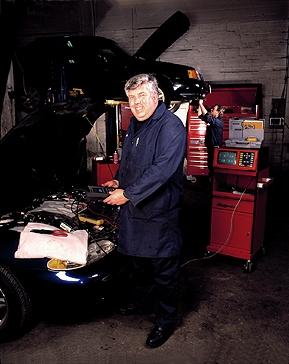 Auto Repair Shop Business Owner