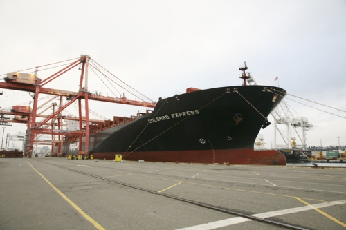 """Hapag-Lloyd Container Ship """"Colombo Express"""""""