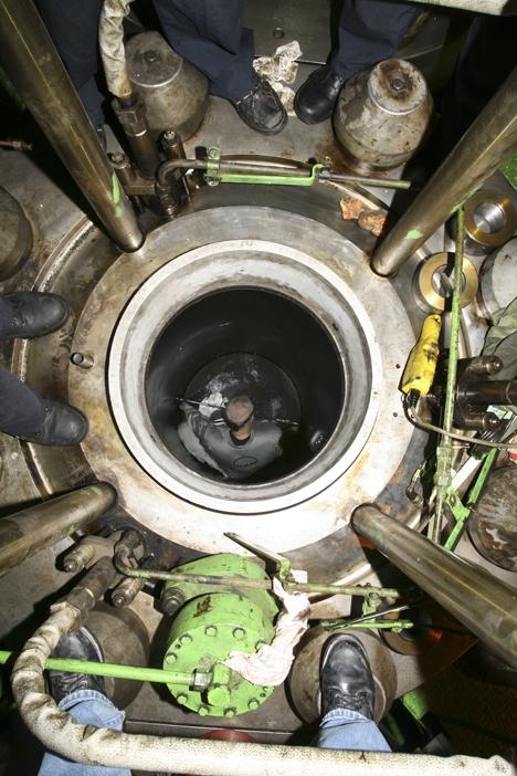 Version 3 Scavenge Port Inspection