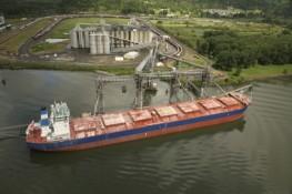 """Grain Ship """"Q Keen"""""""