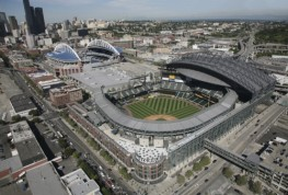 Safeco Field MLB Stadium & CenturyLink Stadium