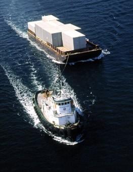 Tug & Barge Tow
