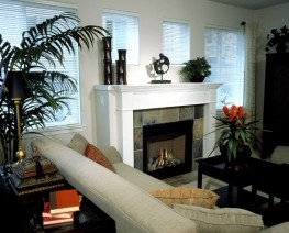 Condominium Living Room