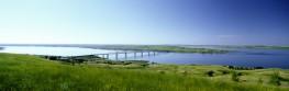 U. S. Highway 212 Bridge over the Missouri River