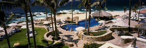 Seaside Pool at the Palmilla Hotel