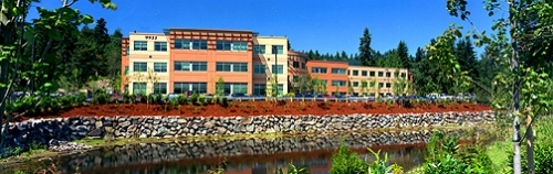 The Willows Commerce Park — Redmond WA