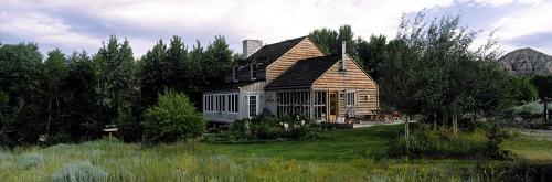 Residence near Dubois, Wyoming