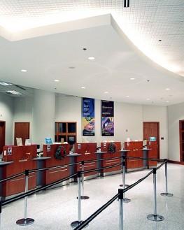 Credit Union Lobby