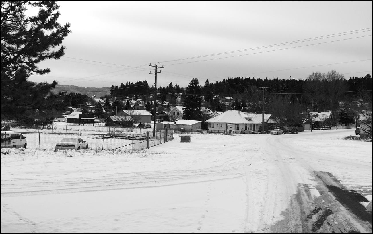 Winter – Roslyn, WA