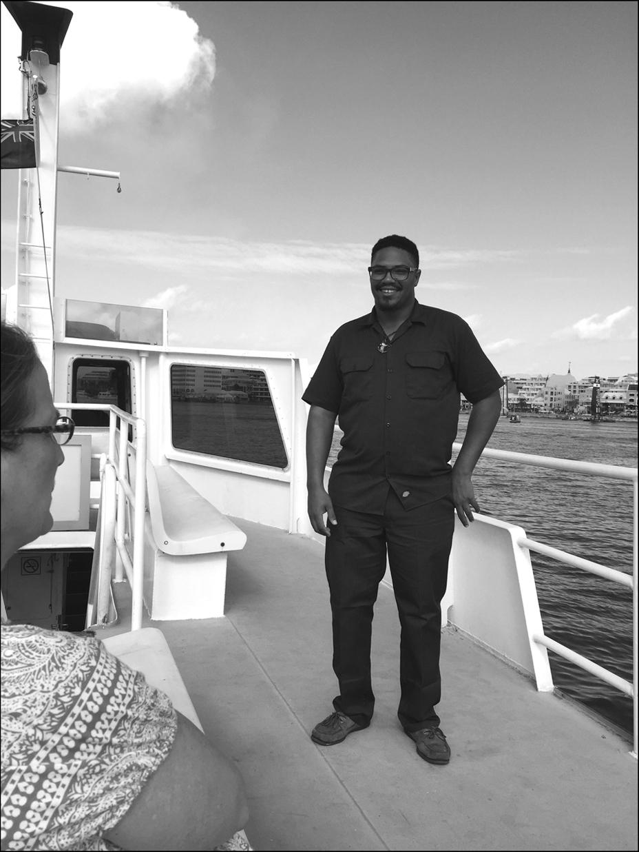 Ferryman-Bermuda