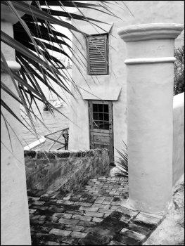 Stairway - Paget Parish, Bermuda