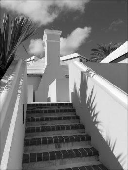 Stairway - Flatts Village, Bermuda
