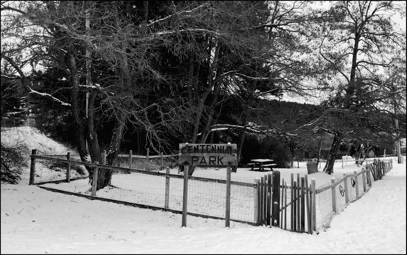 Centennial Park — Roslyn, WA