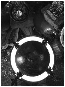 Lighted Orbs